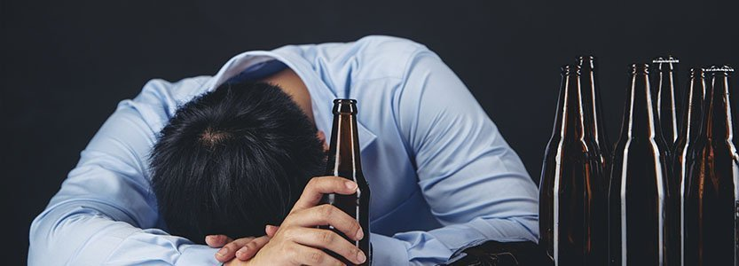 Efectos alcoholismo