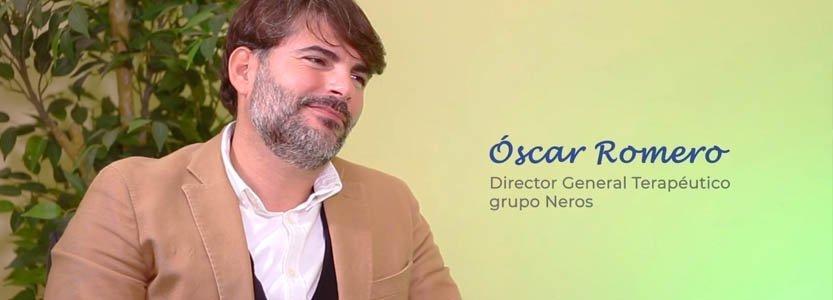 Entrevista con Óscar Romero sobre las adicciones